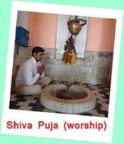 Go to Shiva Puja page