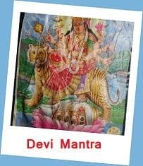 Click here to go Devi Mantra Page