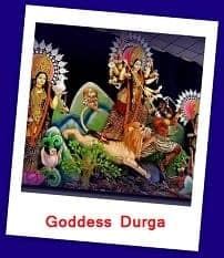 Go to Goddess Durga Page