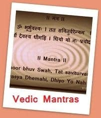 Click here to go Vedic Mantras page