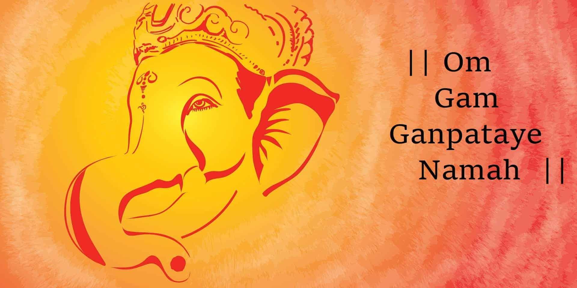 Find top 10 Ganpati Mantras