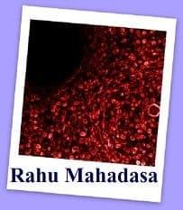 Click here to go Rahu Mahadasa Page